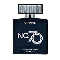 Мужская парфюмированная вода NO.70 Farmasi 80 мл / Far - 1107484