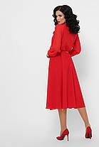 Романтичное шифоновое платье Размеры S, M, L, XL, фото 2