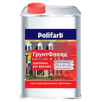Polifarb ГрунтФасад - Профессиональная грунтовка для фасадов и интерьеров