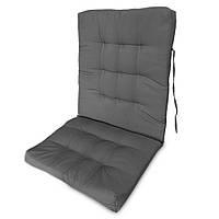 Матрас на кресло Кедр на Ливане Уют большой серия Color Big 100x50x7 Серый