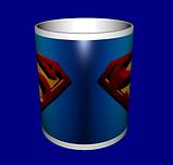 Кружка / чашка Супермен, фото 4