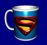 Кружка / чашка Супермен, фото 2