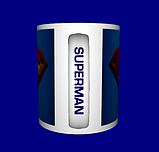 Кружка / чашка Супермен, фото 3