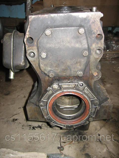 Блок двигателя Sofim 8140.61 на Iveco Daily 2.5D год 1978-1989
