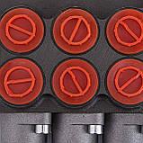 Гидрораспределитель Р40 с ручным управлением, 3 секции, фото 9