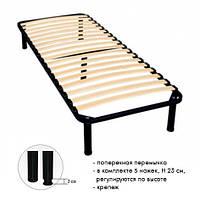 Каркас кровати с орто-основанием 2000х800 XXXL (25 мм), тм ОРТОЛЕНД