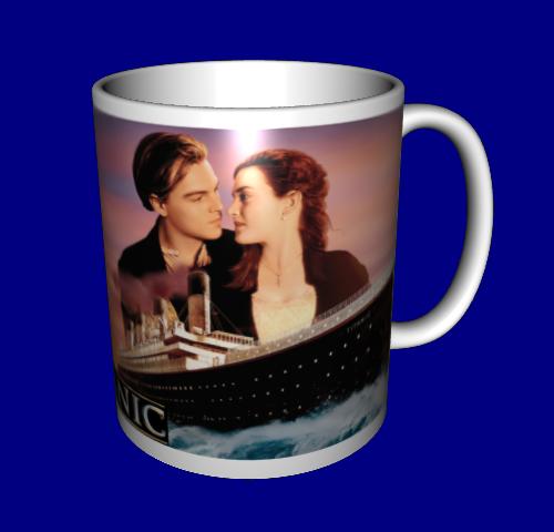 Кружка / чашка Титаник