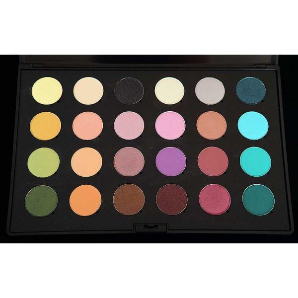 Atelier Make Up Профессиональная палитра теней (24 цвета)