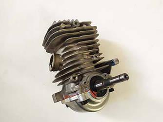 Мотор в сборе к бензопиле Oleo-Mac GS 35 (оригинал)
