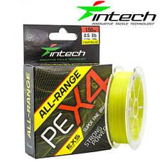 Шнуры Intech All-Range PE X-4 150m