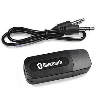 Bluetooth приемник беспроводной 3.5 Jack Music Reciver HLV BT-163, фото 2