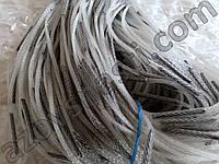 Фал лесковый с вплетенным грузом 36 г/м (210 м)