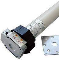 Внутривальный привод AN-Motors NM1/20-16 с механизмом аварийного подъема