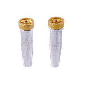 Сопла для різаків з внутриголовочным змішуванням газів серії 4542-4543 YILDIZ GAZ