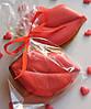 Пряники сердечки з логотипом, фото 4