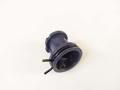 Колено карбюратора для бензопилы Oleo-Mac GS 35 (оригинал)