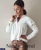 Женская блузка с длинным рукавом, фото 1