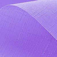 Рулонные шторы Len. Тканевые ролеты Лен Фиолетовый 7438, 51