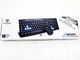 HK3800 Беспроводная клавиатура + мышка, фото 7