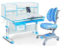 Комплект Evo-kids Evo-50 BL Blue  (арт. Evo-50 BL + кресло Y-115 ABK)