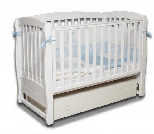 Детская кроватка Верес ЛД16 маятник , фото 2