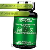 Для суставов и связок Scitec Nutrition Mega Glucosamine 100 капсул