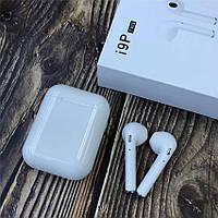 Беспроводные наушники i9P-TWS Bluetooth, гарнитура аналог AirPods, фото 2