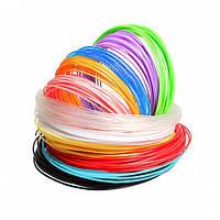Самый качественный ABS пластик для 3D ручки 10м одного цвета