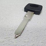 Заготовка ключа зажигания микроавтобус Мерседес (запасной), фото 2