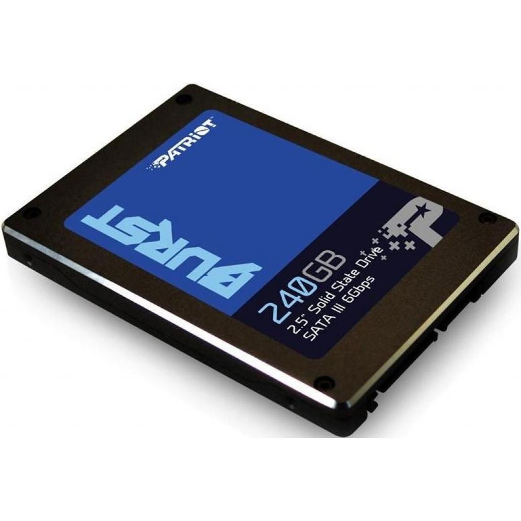 """Накопитель SSD 2.5"""" 240GB Patriot (PBU240GS25SSDR) ."""