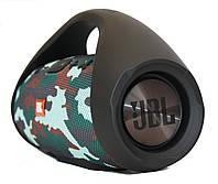 Колонка JBL BOOMBOX MINI E10 с USB, SD, FM, Bluetooth, 2-динамиками, хорошая реплика JBL КАМУФЛЯЖ, фото 4