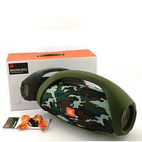 Колонка JBL BOOMBOX MINI E10 с USB, SD, FM, Bluetooth, 2-динамиками, хорошая реплика JBL КАМУФЛЯЖ, фото 6