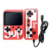 Портативная игровая консоль SUP Game Box 400 игр c джойстиком ОПТ