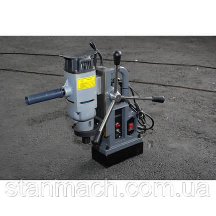 FDB Maschinen Drilling MBD25 сверлильный станок на магнитном основании, фото 2