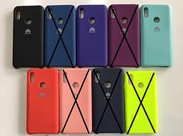 Чехол Silicone Cover для Huawei Honor 7S