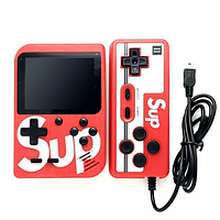Портативная игровая консоль SUP Game Box 400 игр c джойстиком