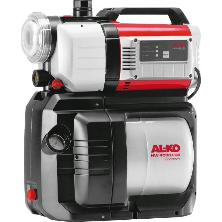Насосна станція AL-KO HW 4000 FCS Comfort (1000 Вт, 3996 л/год)