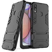 Чехол Protective Armor для Samsung A107 Galaxy A10s Черный