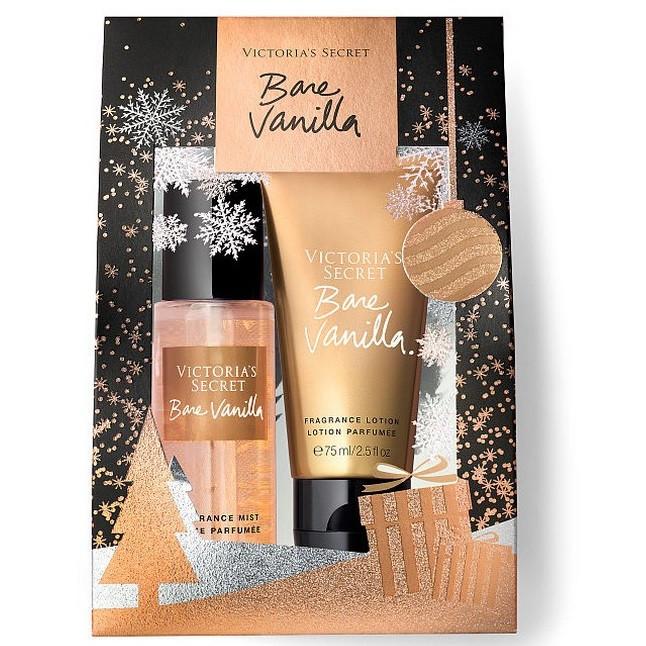Парфюмированный подарочный набор Victoria's Secret Bare Vanilla (оригинал)