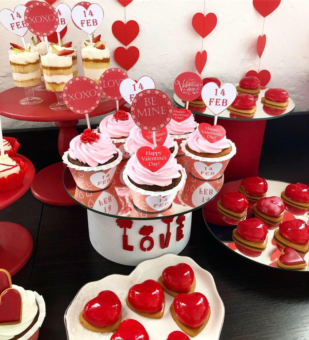Кенди бар на День Влюбленных. Кенди бар на 14 февраля