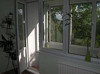 Вікна металопластикові різні профіля