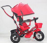 Велосипед трехколесный 7Toys AT0102 Красный