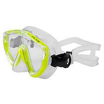Набор для детей и подростков маска трубка Dolvor М171P+SN59P., фото 3