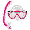 Набор для детей и подростков маска трубка Dolvor М171P+SN59P., фото 2