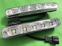 Дневные ходовые огни яркие для автомобиля D02-N, фото 2