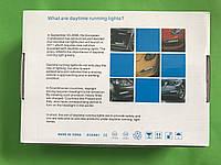 Дневные ходовые огни яркие для автомобиля D02-N, фото 6