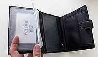 Мужское портмоне с искусственной кожи Balisa W53-302 черный Купить портмоне оптом недорого Одесса 7 км, фото 2