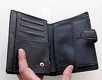 Мужское портмоне с искусственной кожи Balisa W53-302 черный Купить портмоне оптом недорого Одесса 7 км, фото 3