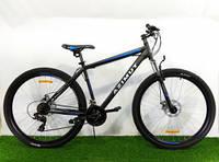 Горный велосипед Azimut Energy 26 D+ черно-синий