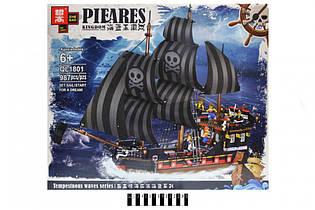 """Конструктор """"Піратський корабель"""" 987дет QL1801"""